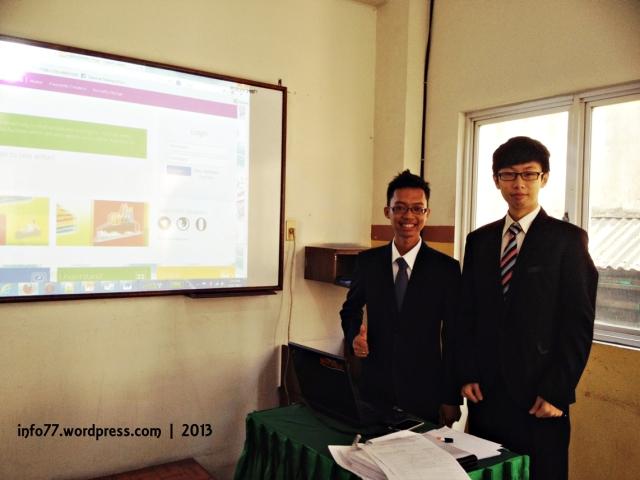 sidang meja hijau info77 david wijaya mikroskil study tour sharing learning medan sumatera utara indonesia